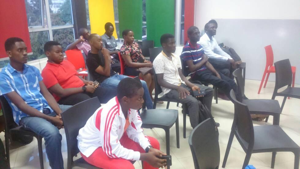 Ruby kampala community meetup